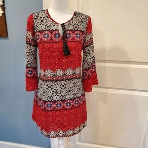 2/$15 EUC Women's My Michelle Dress size S